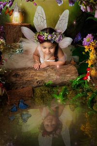 Enchanted Forest Themed Photoshoots