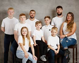 family photo, leeds bradford photographer