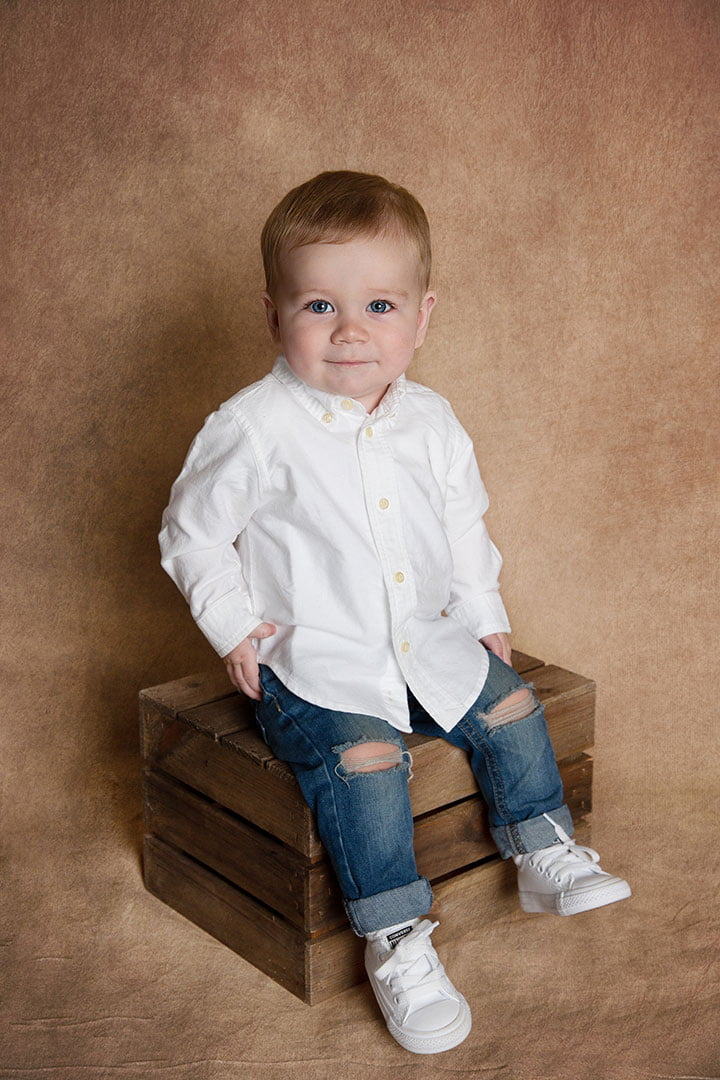 Little boy looking all grown up Baby photos