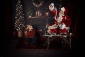 Santa and christmas experience Leeds