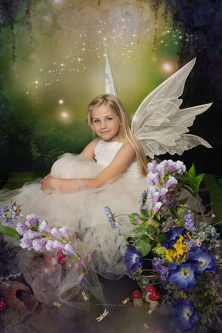 enchanted forest children fairy photos bradford